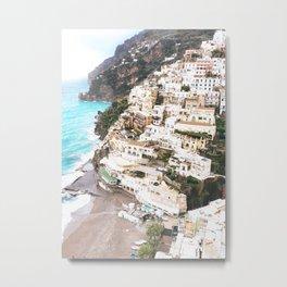 Amalfi Coast - Italy  Metal Print