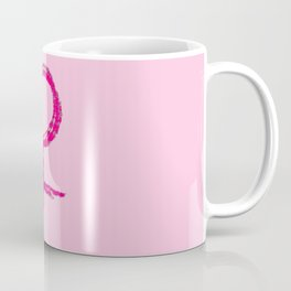 symbol of woman chalk version 13 Coffee Mug