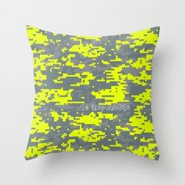 digicamoneon Throw Pillow