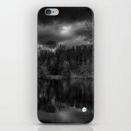 Silent Waters iPhone Skin