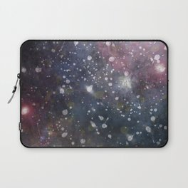 Splattered Stars Laptop Sleeve