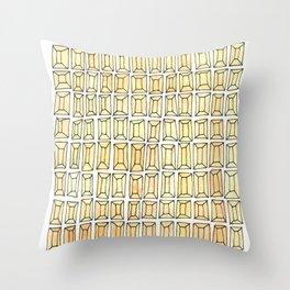 rhinestones 1 Throw Pillow