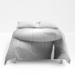 Perfect proportion Comforters