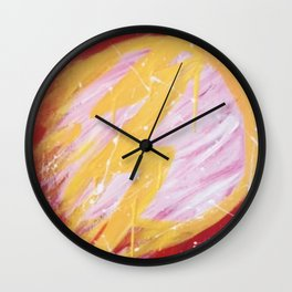 Flashed. Wall Clock