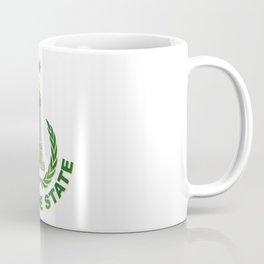 Hempire State Building Coffee Mug