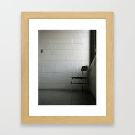 I have a place for you Framed Art Print
