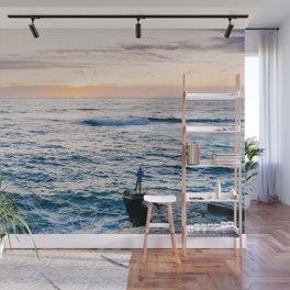 Looking out at La Jolla Shores Fine Art Print Wall Mural