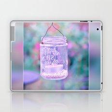 PURPLE SPRING Laptop & iPad Skin