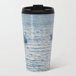 Two boats Travel Mug