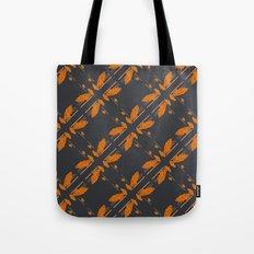 Orange chamomiles  Tote Bag