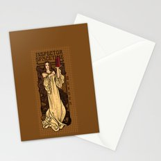 Theatre in Spacetime Stationery Cards