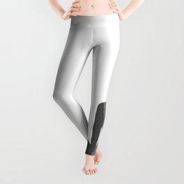 WOMAN - back , dress Leggings