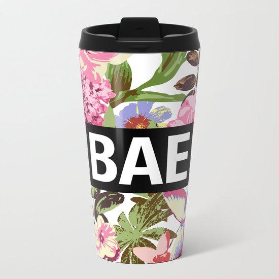 BAE Metal Travel Mug