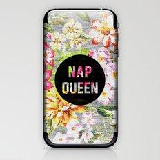 Nap Queen iPhone & iPod Skin