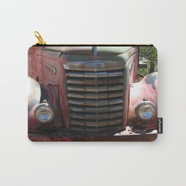 GMC, GMC Truck Grill, Old Truck Carry-All Pouch