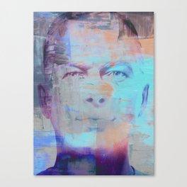 Pink Floyd - David Gilmour - Smile Canvas Print