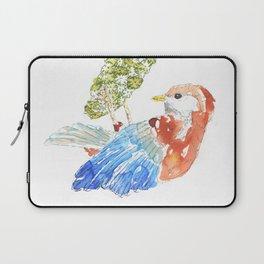 Gustavo: the bird Laptop Sleeve