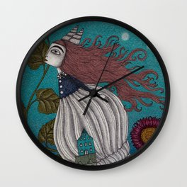 The Little Mermaid (1) Wall Clock