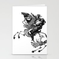 napoleon Stationery Cards featuring Napoleon Bonaparte by Motohiro NEZU