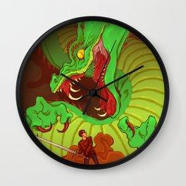Dungeon Master Wall Clock