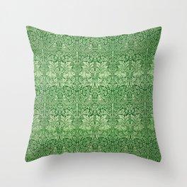 "William Morris ""Brer rabbit"" 3. Throw Pillow"