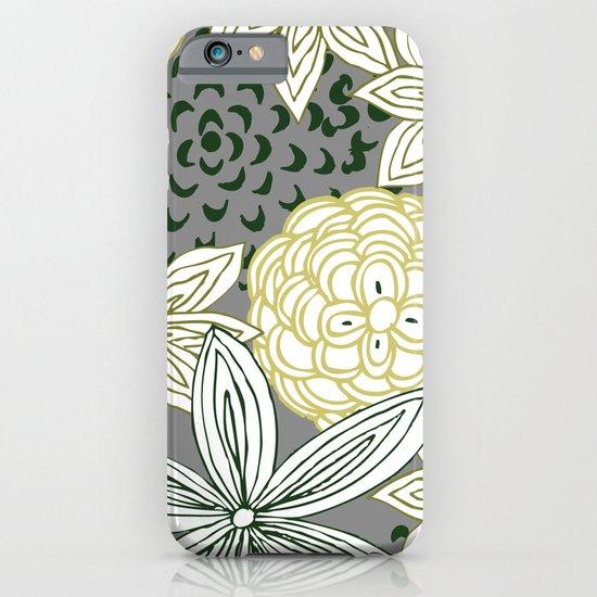 Grey Garden iPhone & iPod Case