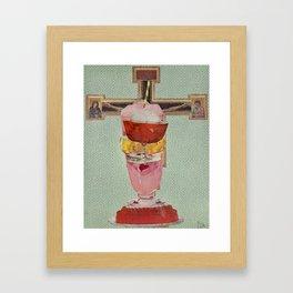 Sweet Jesus 1 Framed Art Print