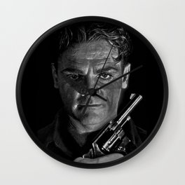 James Cagney - © Doc Braham; All Rights Reserved. Wall Clock