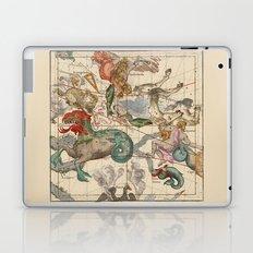 Constellations Andromeda, Pegasus, Cetus and Aries Laptop & iPad Skin