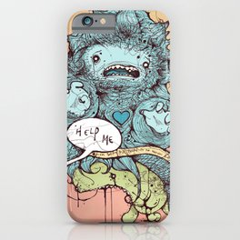 Sorry, but there is no heaven for you iPhone Case