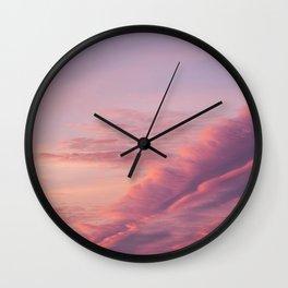 Rolling Tide Wall Clock