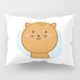 moew *i can customize your cat Pillow Sham