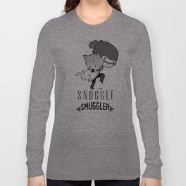 Snuggle Smuggler Long Sleeve T-shirt