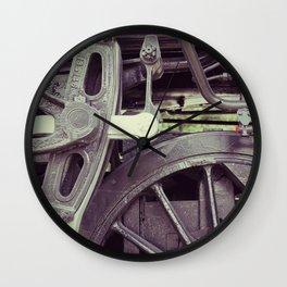 Caliper Wall Clock