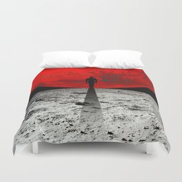HOMESICKNESS Duvet Cover