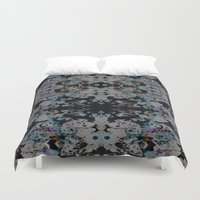 stark Duvet Covers featuring stark// by Bobo1325
