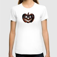 pumpkin T-shirts featuring Pumpkin by Sabrina
