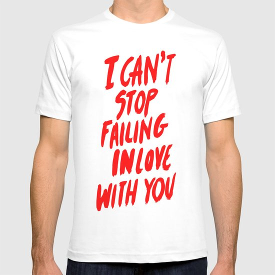 Failing T-shirt