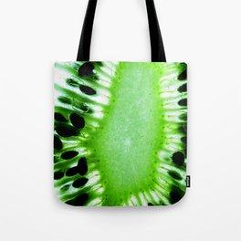 Green Kiwi Tote Bag