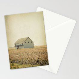 Lost in the prairie Stationery Cards