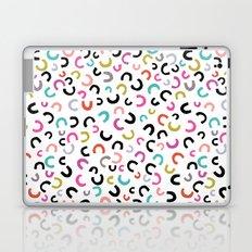 Half Full Luck Laptop & iPad Skin