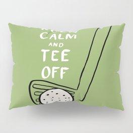Tee Off Pillow Sham