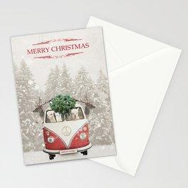 ALPACA ALPACA ALPACA - NEVER STOP EXPLORING - X-MAS Stationery Cards