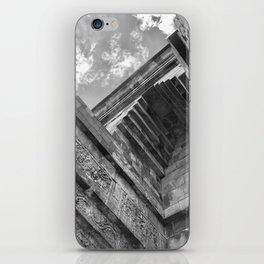 Mendut Temple iPhone Skin