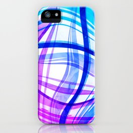 Abstract Vivids iPhone Case