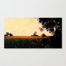 walk home Canvas Print
