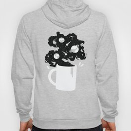 Galaxy Coffee - Black Hoody