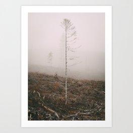 Stand Alone Art Print