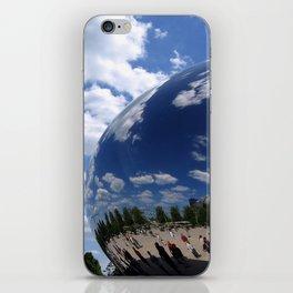 The Bean iPhone Skin