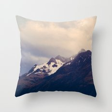 Vintage Mountain 12 Throw Pillow